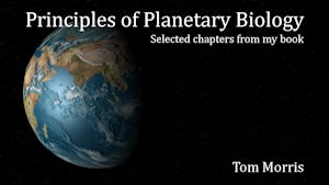 principles of planetary biology